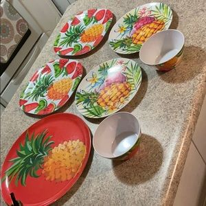Other - Summer plate set